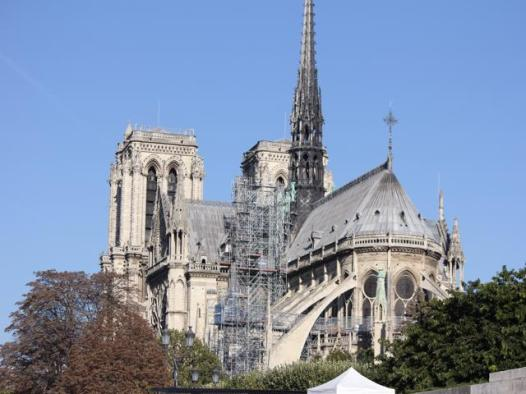 18 Cathedral Notre Dame