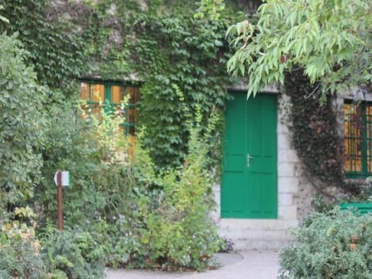 58 Monet's Garden Giverny