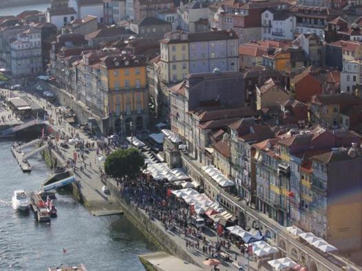 64 Porto from Dom Luis I bridge