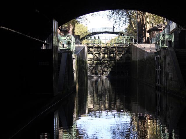 34 along Canal Saint Martin