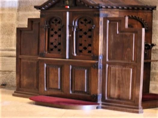 15 confession box