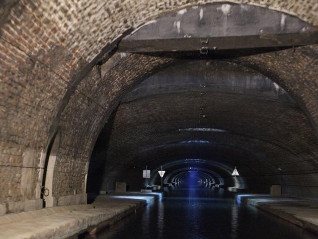 31 underground tunnel