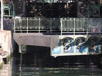 39 swing bridge opening