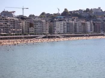 26 La Concha beach