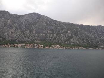 02 cruising up the Gulf of Kotor
