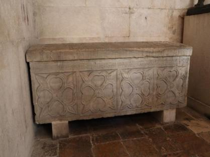 04 tomb of Bishop John - 8th century