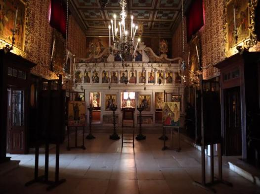 13 Byzantine Museum