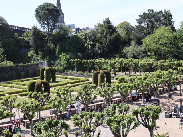 15 gardens in Chateau