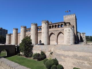 100 Aljaferia Palace