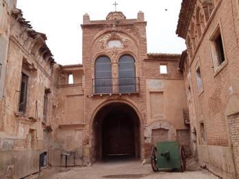 176 Town Gate - Old Village of Belchite