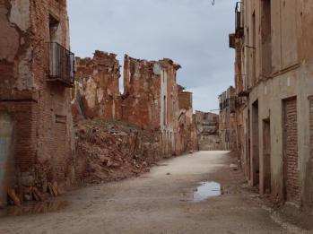 177 main street - Old Village of Belchite