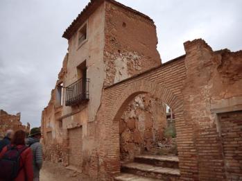 179 Old Village of Belchite