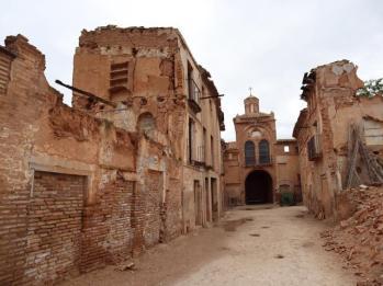180 Old Village of Belchite