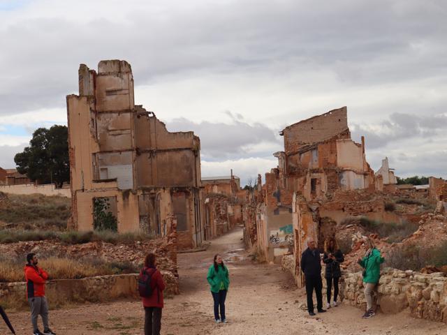 189 Old Village of Belchite