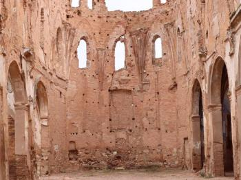 193 St Martin of Tours Church remains