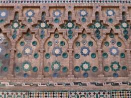 89 Inglesia de la Magdalena - Mudejar (brick decorated with tiles)